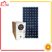 complete solar portable system for home using with UPS function