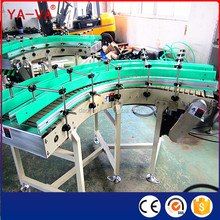 Portable Belt Conveyor in Curve Running
