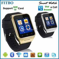 Dual Core Wifi GPS 3G z1 android watch phone oem for samsung s4