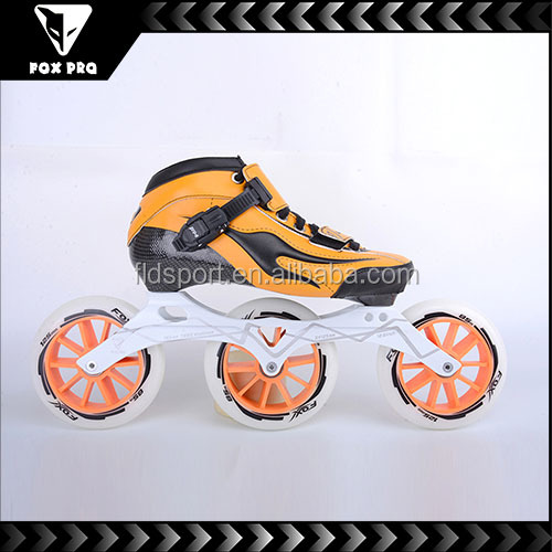 Cheap and Popular Child skating 125mm speed skate
