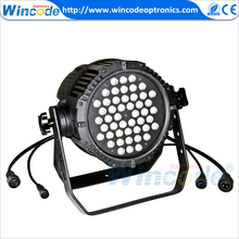 DMX Dimming waterproof outdoor led par can stage light made in China