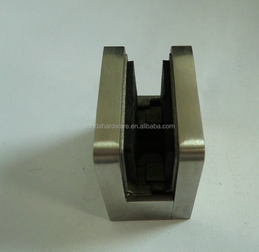 Stainless Stee Hanging Glass Clamp With High Quality