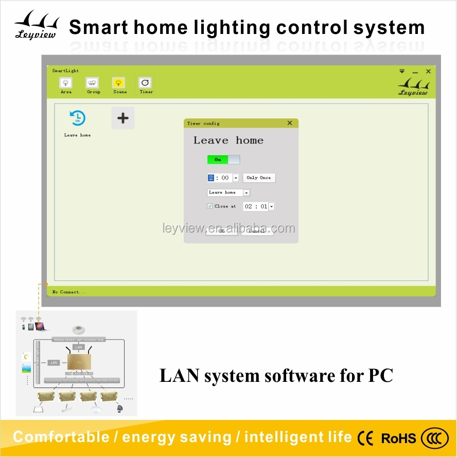 lan system software for pc for smart home led light controller buy software for led card. Black Bedroom Furniture Sets. Home Design Ideas