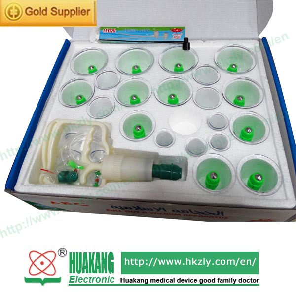 Chinese traditional vacuum cupping machine/medical suction cups