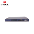 New Products V-SOL 1U height 19 inch 16PON GEPON OLT with high performance layer3