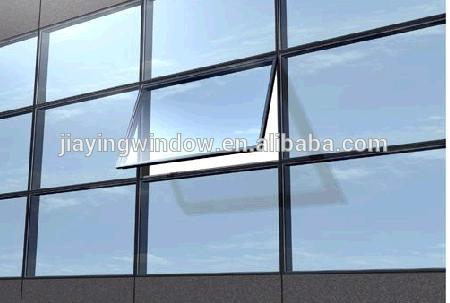 2017 New aluminum chain winder awning window from china