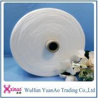 China Manufacturer Polyester ring spun weaving yarn for Vietnam market