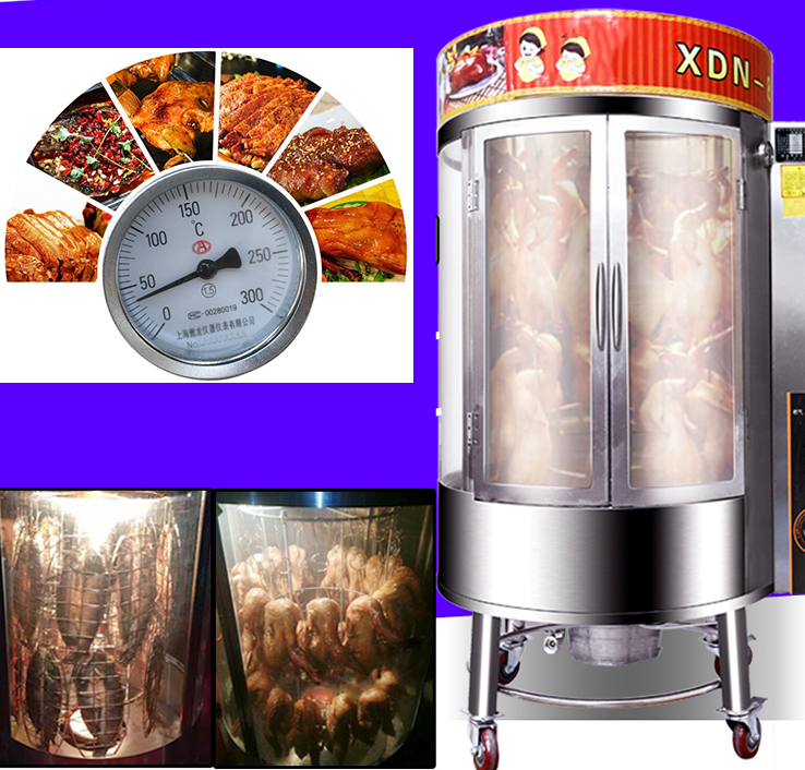 Lowest Price Star Peanut Roaster Model 171 Spit Roaster Lamb Grill Spit Roaster with Factory