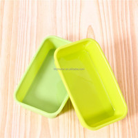 Cuboid Muffin Candy Jelly cake silicone Toast Bread Bakeware Cooking Tools Large rectangle handmake DIY Soap Ice Making Mould