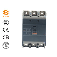 2017 Hot Sale CEZC 160amp F Moulded Case Type Safety Breaker MCCB