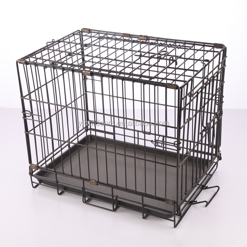 Well-suited heavy duty small animals dog cage