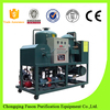 High vosicosity Transformer vacuum waste motor oil recycling machine