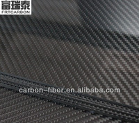 glossy carbon fiber sheet in mirror looks