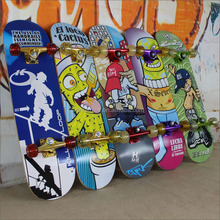 Aliexpress hot sales high quality kids children skateboard