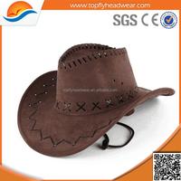 leather cowboy hat factory wholesale