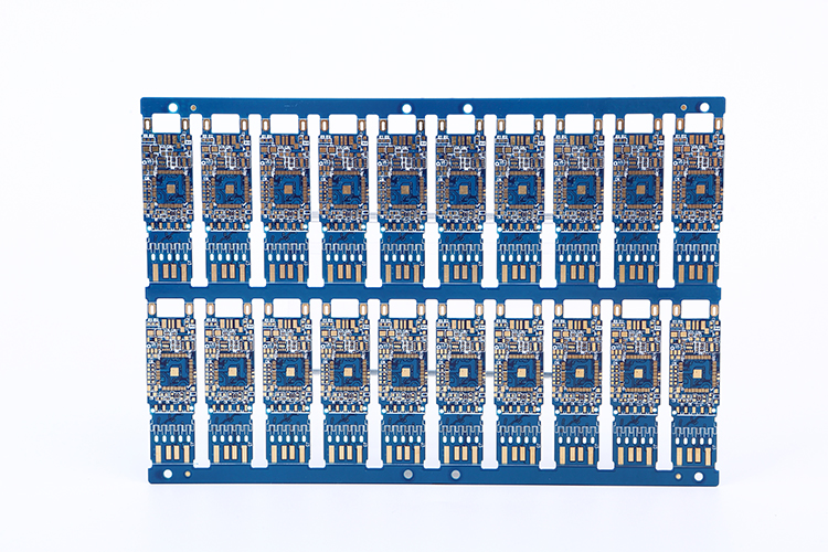Solder Blue Solder  PCB Assembly Service in Shenzhen China