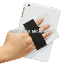Hand-Held Leather Protector Case with Stand for iPad Mini 7.9 inch Tablet