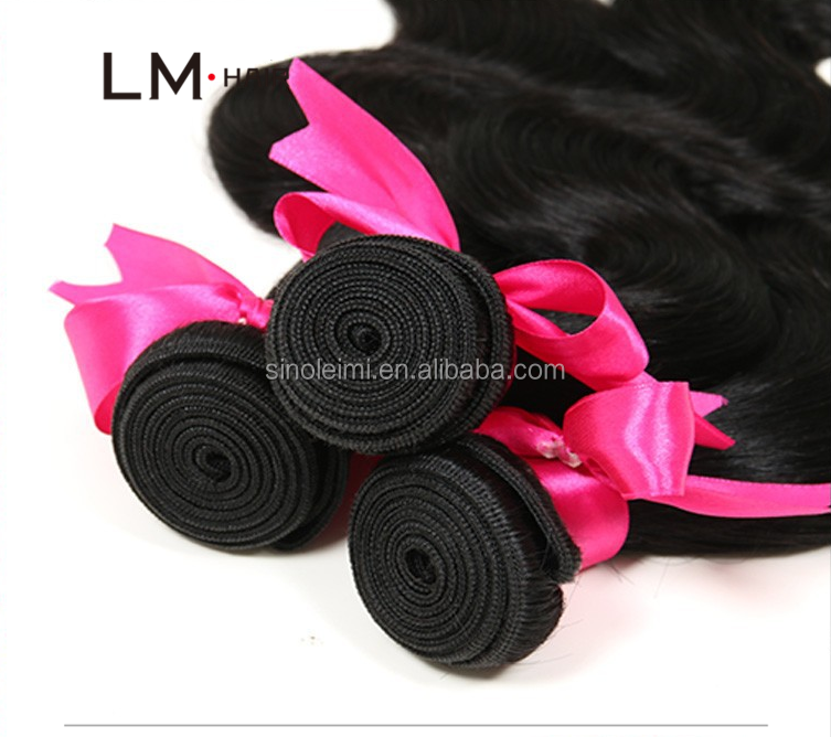 hair salon products free sample 100% natural brazilian human hair bundles Lots of Bounce and Volume