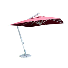 3m Large outdoor garden umbrella Swivel Rome Parasol