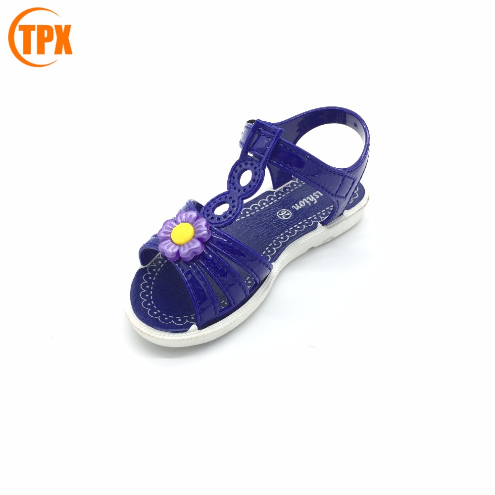 cheap wholesale kid sandal or beach sandal design new children sandal