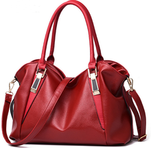 Stock Leather Cheap Woman Leather Hand Bags For Women