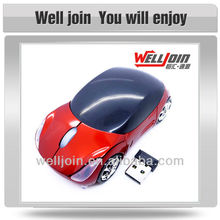 Promotional Wireless Car Shape Mouse, Car Shape Mouse