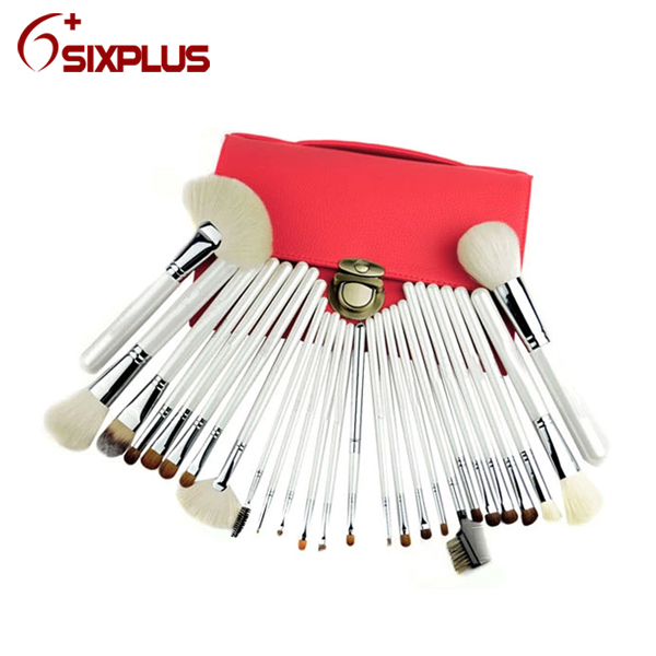 professional brush makeup set/synthetic hair make up brushes/natural hair mak up cosmetic brushes