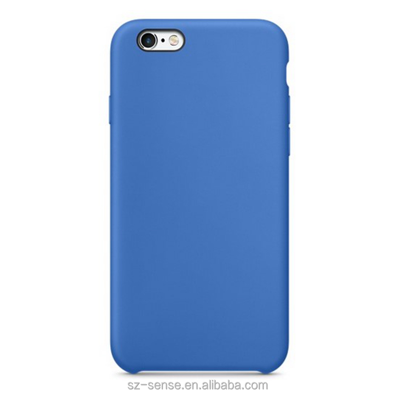 low MOQ guaranteed quality cell phone case cover for iphone 6s mobile phone