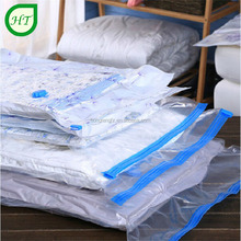 Travel vacuum bag packing plastic for pillow