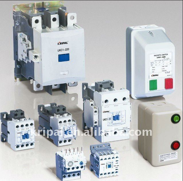 magnetic electrical ac contactor