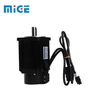 The powerful 80mm 220v 1kw ac servo motor