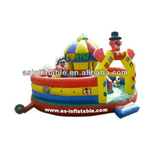 inflatable mini combo jumper