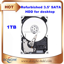 Hottest selling ! 1 TB refurbished desktop hard drive