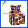 Hot amusement part Hitting Monsters entertainment roulette and gaming machine