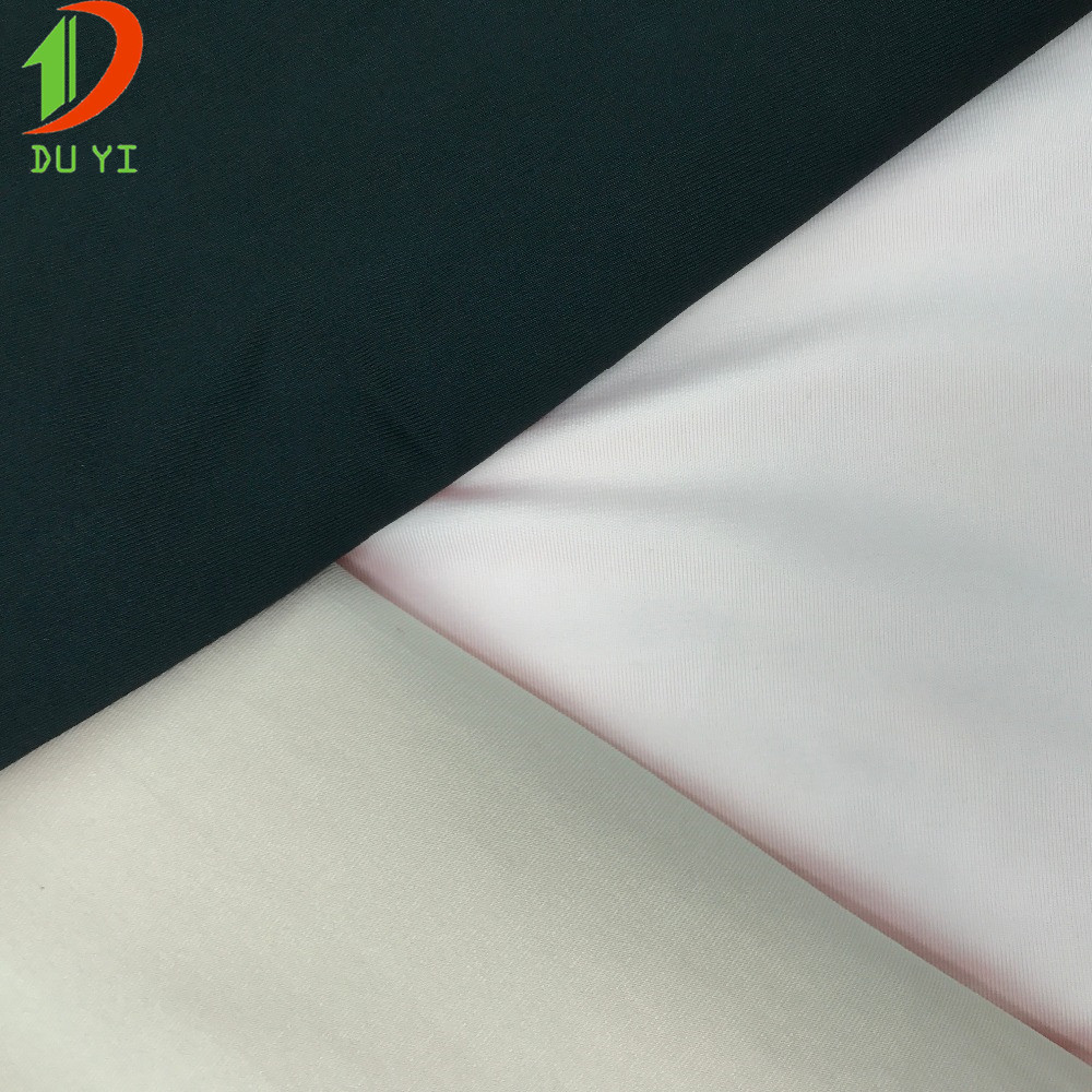 Wholesale spandex polyester elastic 4 way stretch lycra fabric for swimwear