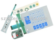 Poly Dome Membrane Keyboard Switch