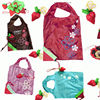 customized popular lovely fruit cheap recycle foldable shopping bag