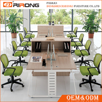 2017 new style 2 4 6 8 persons modern office workstations modular