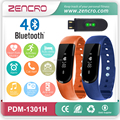 Direct Factory 2017 Newest Removable Bluetooth 4.0 Fitbit Heart Rate Smart Wristband Bracelet Activity Tracker