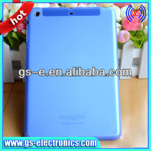 Good quality newest design for ipad mini tpu case cover for ipad mini with many colors avaliable