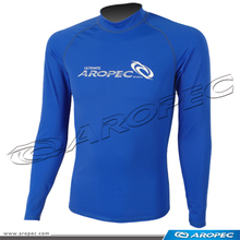 Marvel Man Long Sleeve Rash Guard