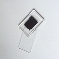 High quality blank acrylic photo frame magnets
