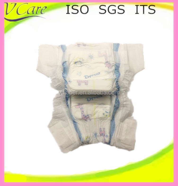 High quality super absorption Disposable Baby Diaper Manufacturer in China