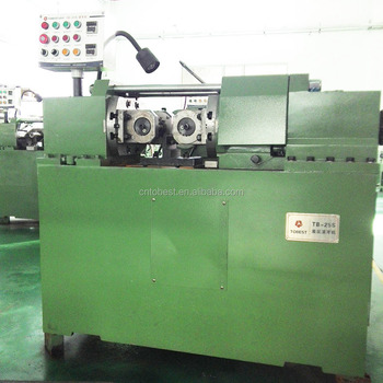 Bolts manufacturing machine knurling machine TB-25S