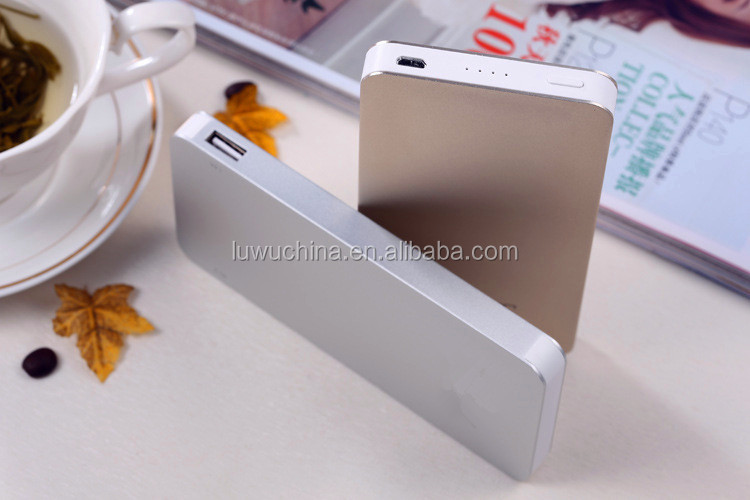External Power Bank 5200mah Portable Battery Charger