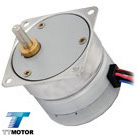 7.5 deg electric micro stepping motor 300pps