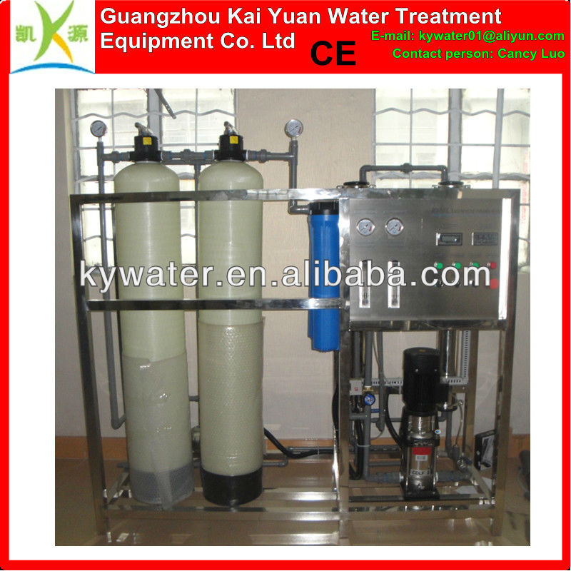 500L/H full automatic home reverse osmosis kent ro water purifier
