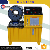 high quality rubber products making hydraulic crimping hose clamping machine