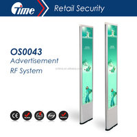 Security SYSTEM EAS Advertisement RF Antenna Anti-theft for Cloting Retail ONTIME OS0043