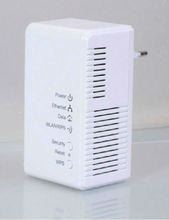 Wireless PLC 500Mbps A plug-and-play powerline communication adapter